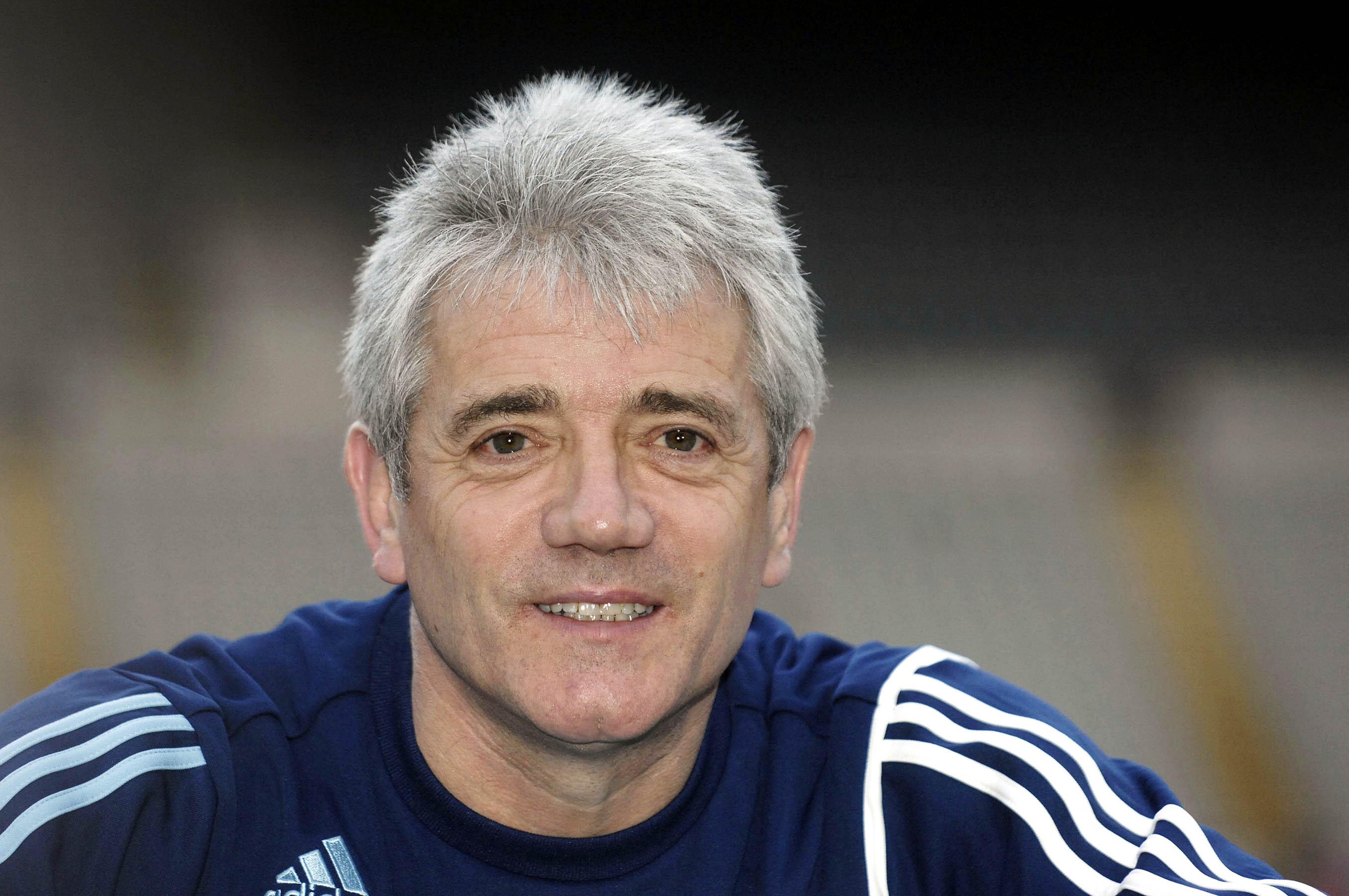 Kevin KEEGAN - 18.01.2008 - Nouvel entraineur de Newcastle Photo : Cleva / Icon Sport